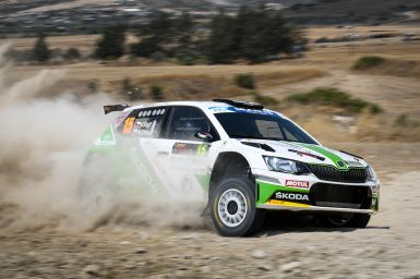 Cyprus Rally 2018: over the Cypriot gravel for sixth place