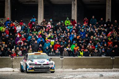 Prague´s Rallysprint